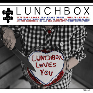 Lunchbox - Lunchbox Loves You CD/LP