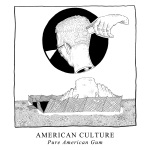 American Culture - Pure American Gum CD/LP (Jigsaw Records)