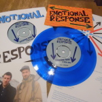 "Sleaford Mods - A Little Ditty 7"" (Emotional Response Records)"
