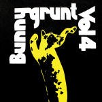 Bunnygrunt - Vol. 4 CD/LP/CS (HHBTM Records)