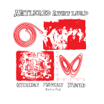 Antlered Aunt Lord - Ostensibly Formerly Stunted (and on fire) LP/DD (HHBTM Records)
