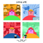 Shrug Life - ¯\_(ツ)_/¯ CD (Jigsaw Records)
