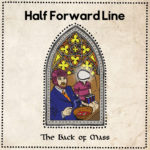 Half Forward Line - The Back Of Mass CD (Jigsaw Records)