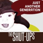 The Shut-Ups - Just Another Generation CD (no label)