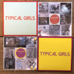 Various - Typical Girls 3 & 4 LP  (Emotional Response Records)